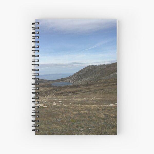 Mount Kosciuszko #2 Spiral Notebook