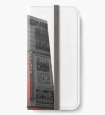 Shinjuku iPhone Flip-Case/Hülle/Klebefolie