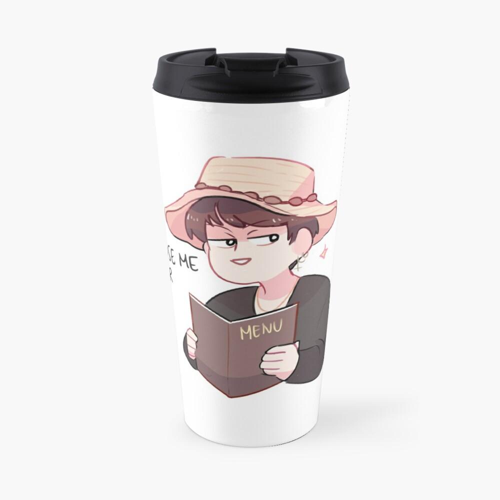 BTS BON VOYAGE S3: EXCUSE ME SIR Travel Mug