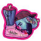 Kink Lick Bone by astrazero
