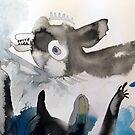 Fliegendes Monster von Marianna Tankelevich