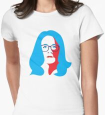 Christine Blasey Ford Women's Fitted T-Shirt