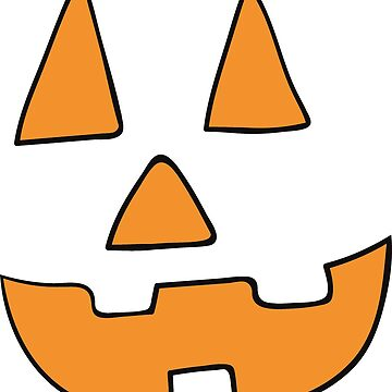 Jack 'O Lantern Face by Jandsgraphics