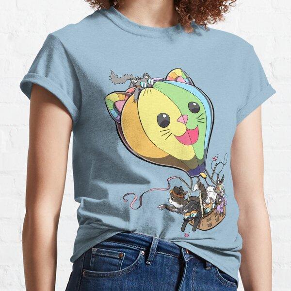 Kitten Balloon Classic T-Shirt