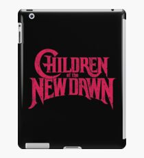 Children of the New Dawn iPad Case/Skin