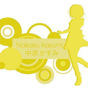 PDP - Nakasu Kasumi by MegurineMariko