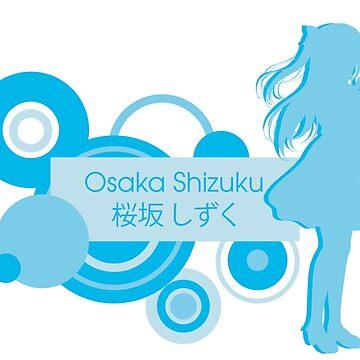 PDP - Osaka Shizuku by MegurineMariko