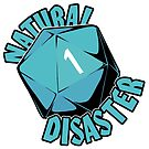 Natural Disaster - Blue by starfishface