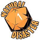 Natural Disaster - Orange by starfishface