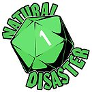 Natural Disaster - Green by starfishface