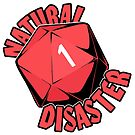 Natural Disaster - Red by starfishface