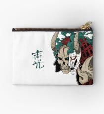吉光 Yoshimitsu, Leader Of The Honorable Manji Clan Studio Pouch