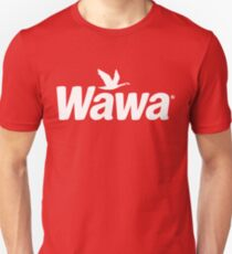 Wawa Logo Unisex T-Shirt