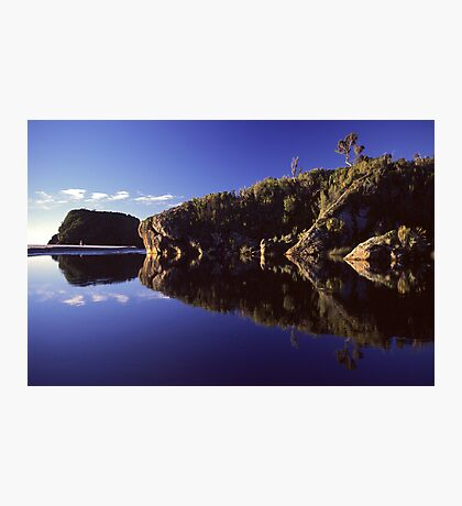 Ship Creek, South Westland Photographic Print