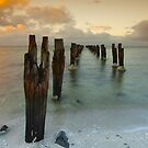 Old Jetty 2 by RichardIsik