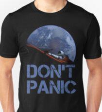 NICHT PANIK Starman Unisex T-Shirt