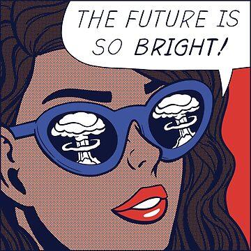 Pop-Optimismus-Mädchen von Pipperdigs