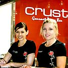 Crust Pizza Opening by Vanessa Pike-Russell