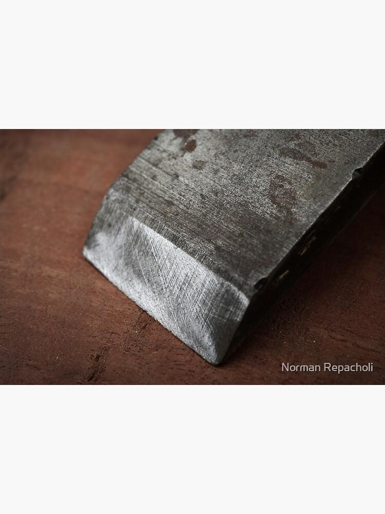 Chiseled edge by keystone