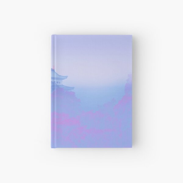 Into The Mist Hardcover Journal