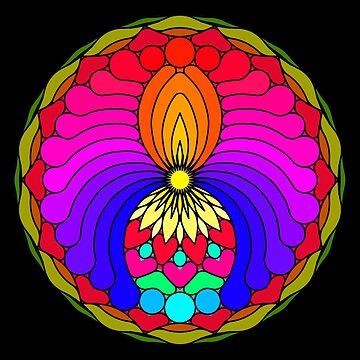 The Mandala of Birth by Girih