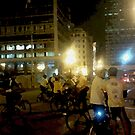 night bikers #2 by momarch