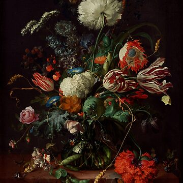 "Jan Davidsz. de Heem ""Vase of Flowers"" by ALD1"