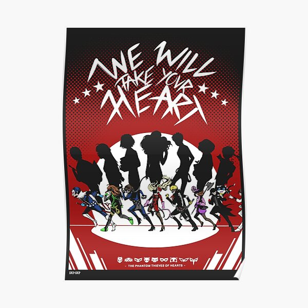 We will Take your Heart Poster