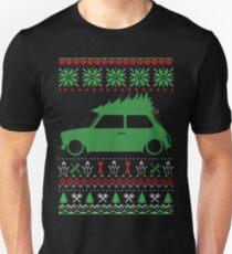 Mini Classic Christmas Ugly Sweater XMAS Unisex T-Shirt