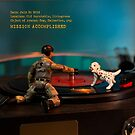 The 1:18 Animal Rescue Team - Dog on turntable by Martine Carlsen