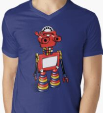 ViewBot 3000 Mens V-Neck T-Shirt