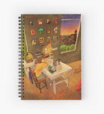 Video call Spiral Notebook