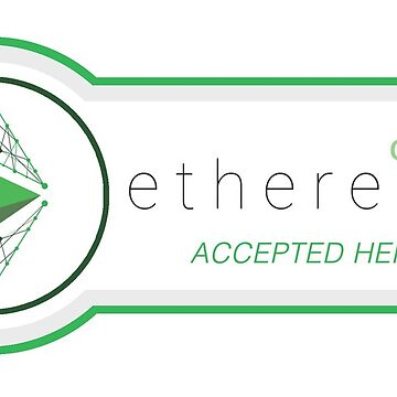 Ethereum Classic - accepted here by eldar