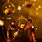 The 1:18 Animal Rescue Team - Pandas in Christmas balls by Martine Carlsen