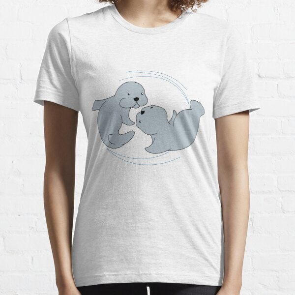 Baby seals, circle Essential T-Shirt