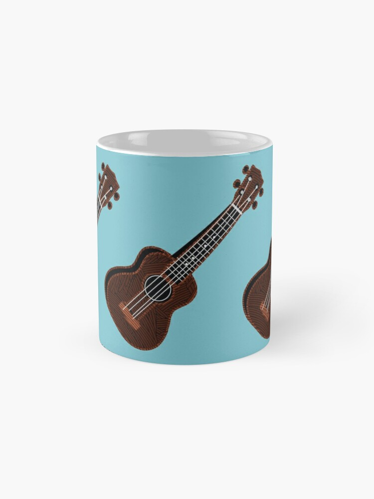 Alternate view of Ukulele Blues  Mug