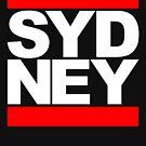 SYD NEY - Black by djjosedecastro