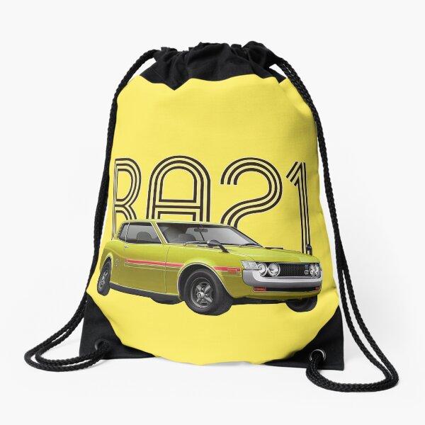 RA21 JDM Classic - Yellow Drawstring Bag