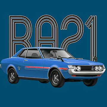 RA21 JDM Classic - Blue by carsaddiction