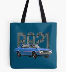 RA21 JDM Classic - Blue Tote Bag