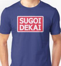 Sugoi Dekai Slim Fit T-Shirt