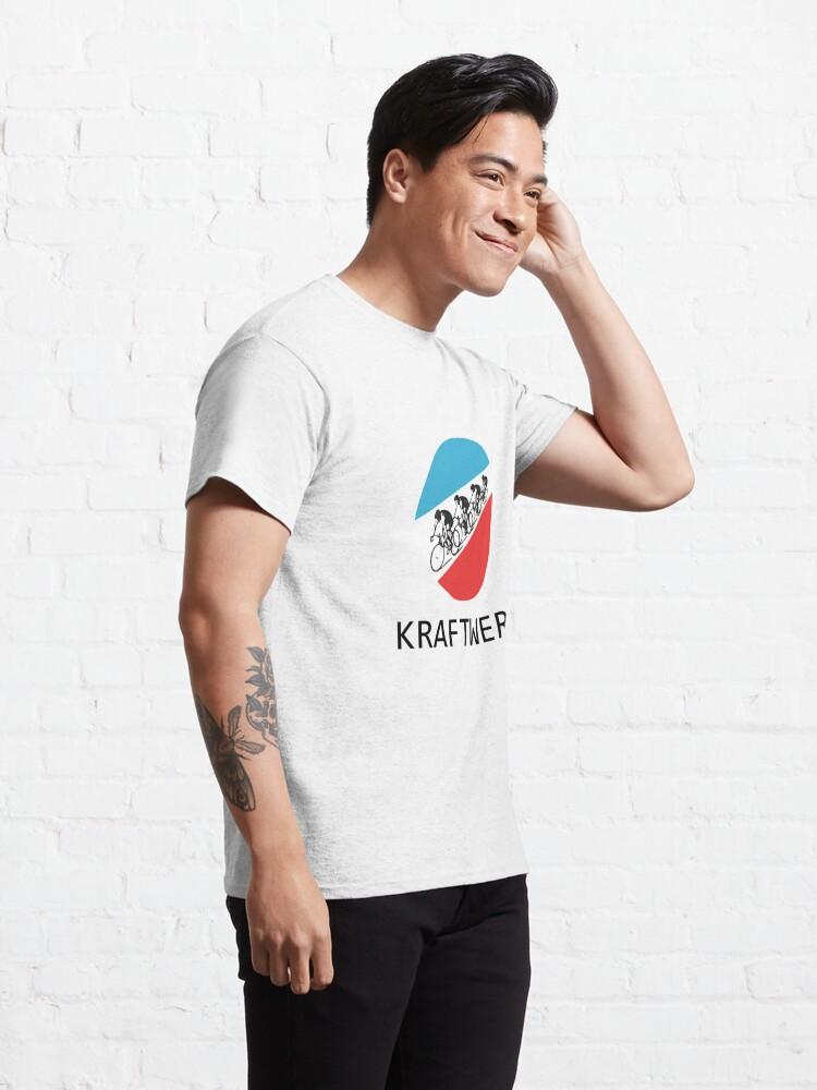 Alternate view of Kraftwerk Tour De France Classic T-Shirt