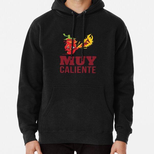 Muy Caliente Very Hot Peppers Spicy Hoodie