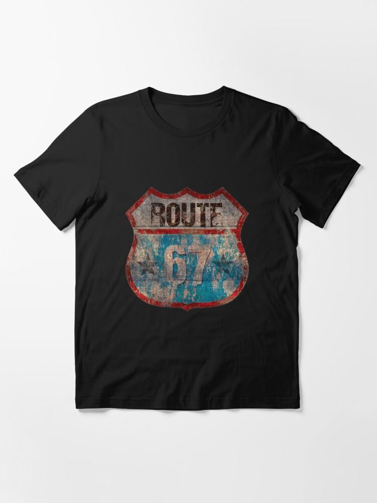 Alternative Ansicht von America Essential T-Shirt