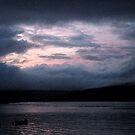 Craignure Bay At Dusk by RicheRifkind