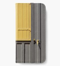 Shutters, Le Canon, France iPhone Wallet/Case/Skin