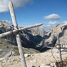 Mountain crosses by mapkyca