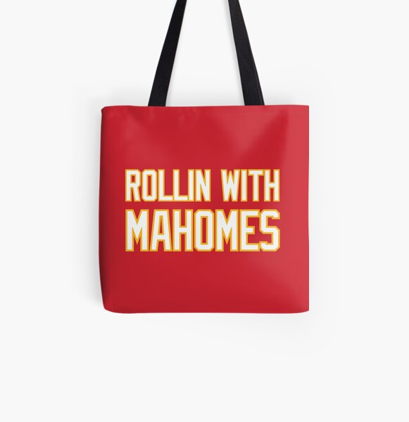 Rollin with Mahomes 2 All Over Print Tote Bag