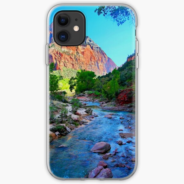 Bend in the River iPhone 11 case