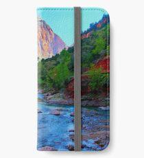 Zion National Park iPhone Wallet/Case/Skin